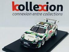 MINICHAMPS PORSCHE 911 GT3 Cup n°22 Rallye Mt- Blanc Morzine 2012 T. Cosson 1.43