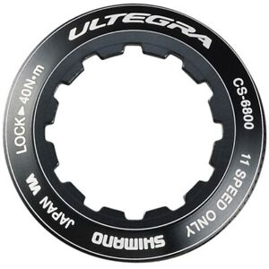 Shimano Ultegra Cassette 6800 Lock Ring & Spacer Genuine Replacement Spare Part