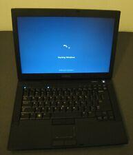 """Dell Latitude E6400, 14.""""Screen Intel T9600 @ 2.80 GHz 4Gb RAM, 250GB Windows 7"""