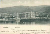 Ansichtskarte Heidelberg Stadthalle 1903 (Nr.979)