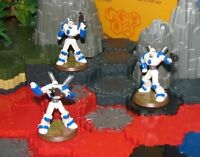 Omnicron Snipers - Wave 1 Malliddon's Prophecy Heroscape Soulborg cyborg minis