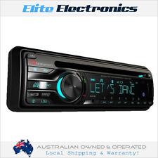 NAKAMICHI NA205 BLUETOOTH SINGLE DIN CD USB CAR RADIO STEREO AUX PLAYER HEADUNIT