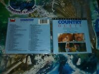 COUNTRY DUETS - VARIOUS ARTISTS (2-DISC) (CD , 41 TRACKS , 1979) (158292 K)