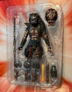 """NECA Predator 30th Anniversary 7"""" Ultimate Guardian Predator (Read Description)"""
