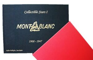 Collectible Stars I - Montblanc 1908 - 1947 - all Montblanc writing instruments
