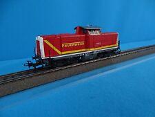Marklin 37725 DB Diesellok Br 212 Red Feuerwehr Digital vers. 30  ESU