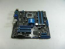 P5G41T-M SI Asus REV. 1.02 LGA 775 Socket DDR3 Desktop Motherboard w I/O Shield