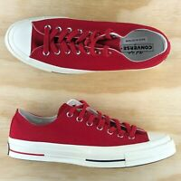 Converse Chuck Taylor All Star 70 Ox Low Top Red White Black 160493C Multi Size