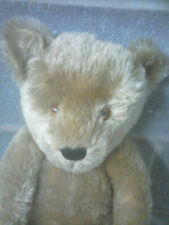 'Billy Bell-Bow' - Chiltern Teddy Bear with growler and label