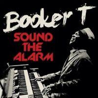 BOOKER T - SOUND THE ALARM  CD  12 TRACKS  POP  NEW+