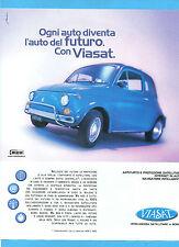 AUTO2001-PUBBLICITA'/ADVERTISING-2001- VIASAT