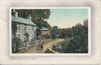 PC25807 Beach Road. Old Colwyn. Valentine. No 65141. 1911