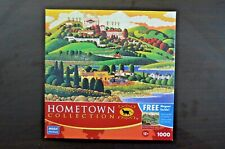 Sealed WYSOCKI HOMETOWN COLLECTION 1000 Piece Puzzle - With FREE Magnet Inside!