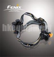 Fenix Headband Bike Headlight Flashlight Mount+CR123A AA Battery Storage Box