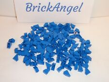 NEW LEGO Blue 2X1 45° Slope Bricks Wedge Roof Lot of 200 Pieces 3040