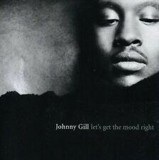 Johnny Gill - Let's Get the Mood Right [New CD]