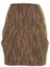 TED BAKER Womens Tube Skirt Size 2 W28 L16 Multicoloured Polyester  BX08
