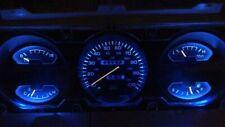 Dodge Ram Ramcharger Cummins Gauge Cluster Blue LED Dash Light Upgrade Kit 93