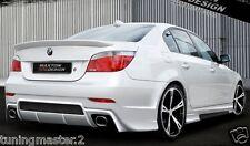 "BMW Serie 5 E60 Paraurti Posteriore Tuning vetroresina fiberglass ""Generation V"""