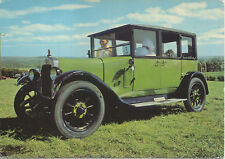 1927 Austin 12/4 MODERN POSTCARD issued by Dennis & Sons