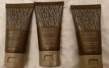 Molton Brown White Sandalwood Body Wash/Shower Gel 3 x 30ml Travel Size
