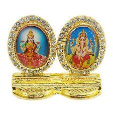 Goddes Laxmi Lord Ganesha Indian Wealth & Prosperity Laxmi Ganesh Dacor Cd1024A