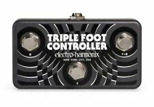 Electro-Harmonix Triple Foot Controller Pedal