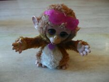 *Furreal Happy to See Me Baby Cuddles My Giggly Monkey chimp electronic pet toy*