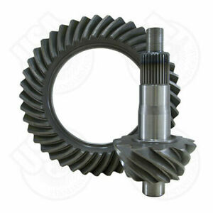 """USA Standard Ring & Pinion gear set for 10.5"""" GM 14 bolt truck in a 3.73 ratio"""