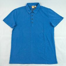 Hugo Boss GR-Pirat 1 Blue Collared Buttoned T-Shirt Sz L BNWT 100% Authentic