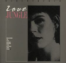 LOVE JUNGLE-Welcome To The House Where The Extra's Are Free 8 Track LP NM Cond