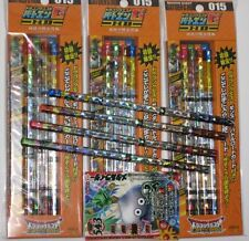 SQUARE ENIX japanese anime DRAGON QUEST limited 4 pencils w game card