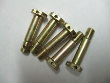 Bag of 25 / Industrial, 1/4-28, Aviation Hex Bolt / See Description NAS6204-12DH