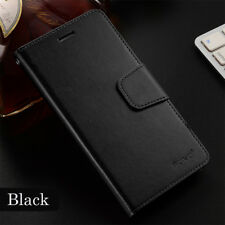 For Xiaomi Mi A1 5X 5S 6 Plus Max 2 Business Slim Leather Case Flip Wallet Cover