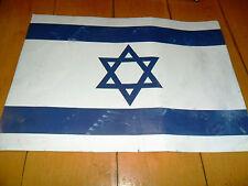 Soccer Israel - Bosnia 16.11.2014 Euro 2016 Qualification Flag, Magen David Star