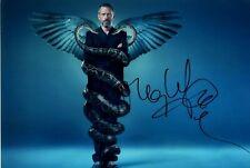 HUGH LAURIE signed Autogramm 20x30cm DR HOUSE MD In Person autograph COA
