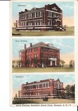 1920's The S.C. Industrial School Plant in Florence, SC South Carolina PC