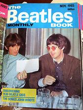 The Beatles Book Monthly Magazine No. 115 Nov 1985