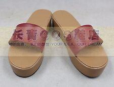Shaman King Anna Kyoyama Girls Summer Slipper Cosplay Shoes C006