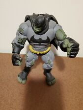 Bat-Hulk Marvel Legends Hulk Action Figure Custom! Dark Knight Batman!