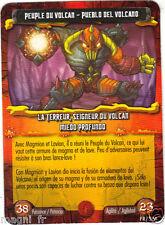 GORMITI Elemental fusion - Peuple du volcan, La Terreur, Seigneur volcan (A3397)