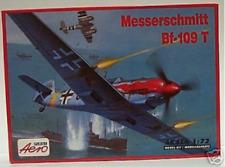 Aero 1:72 Messerschmitt BF-109 T NIB