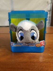 Neopets Interactive Petpet Plushie Babaa Thinkway Toys 2003