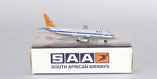 Schabak Airbus A320-231 South African Airways 1st version in 1:600 scale