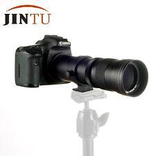 JINTU 420-800mm f/8.3 Telephoto Lens for Nikon 1 N1 J4 S2 V3 J3 J2 J1 S1 V2 AW1
