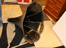 Vintage/Antique Columbia Gramophone Phonograph Metal Horn Home Decor Restoration