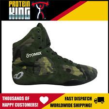 OTOMIX STINGRAY COMBAT CAMO GYM SHOES US-15 FLAT SOLE TRAINING MMA LIFTING SHOE