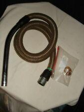 Rainbow SE D4C Vacuum Cleaner Non-Electric Hose w/5-Wire Straps MINT