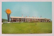 Postcard BLUEGRASS LODGE, SHEPHERDSVILLE, KY