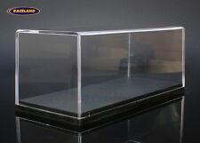 Sammlervitrine BBR für Maßstab 1:43 / Display box BBR for one 1/43rd scale model